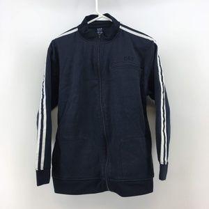 Gap Womens Full Zip Track Jacket Size XXL Blue
